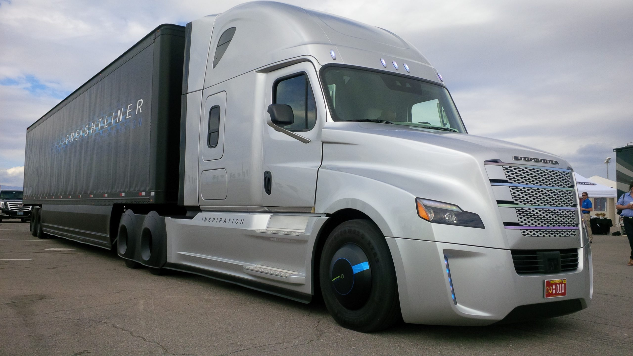 Co-Driving and Autonomous Trucking
